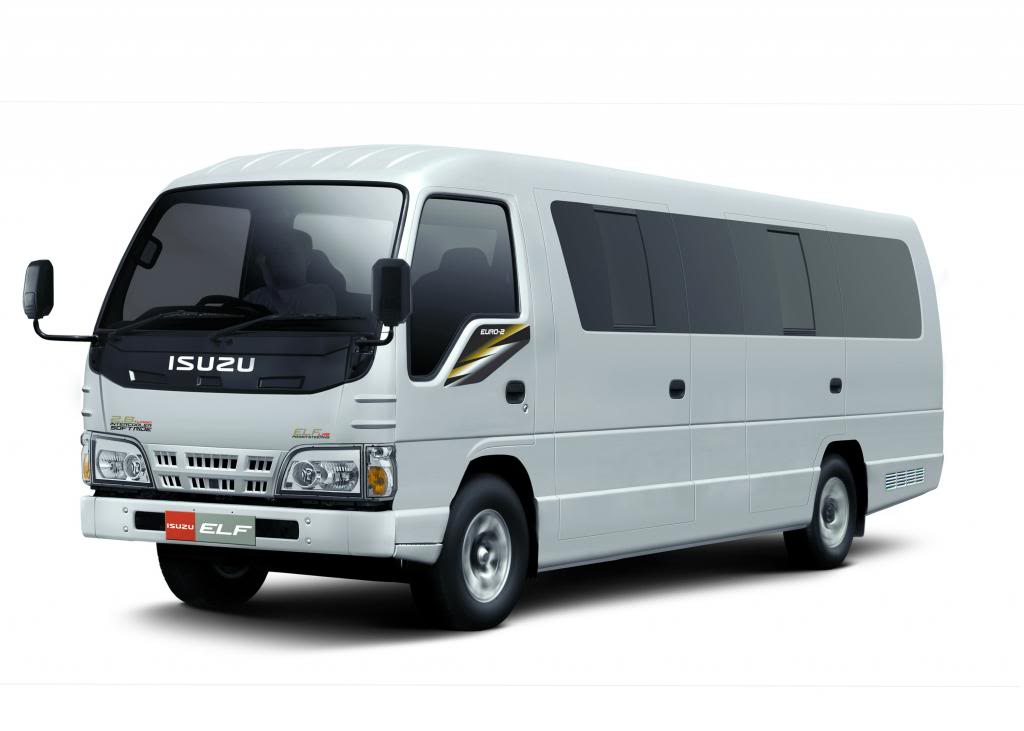 Isuzu Elf 17 seats